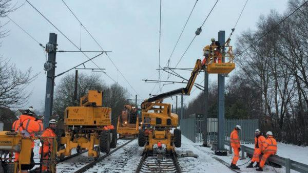 Bromsgrove Electrification