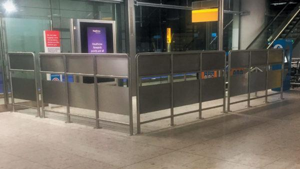 Heathrow Barriers