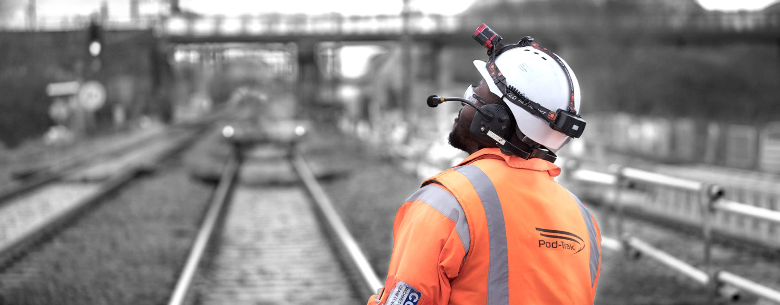 Principal Contrator for Network Rail - Pod-Trak