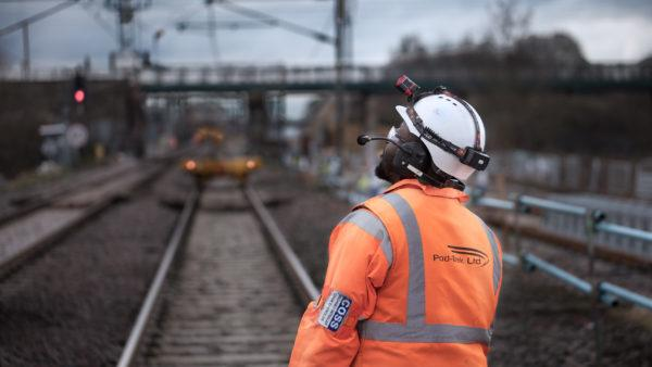 Principal Contrator for Network Rail - Pod-Trak