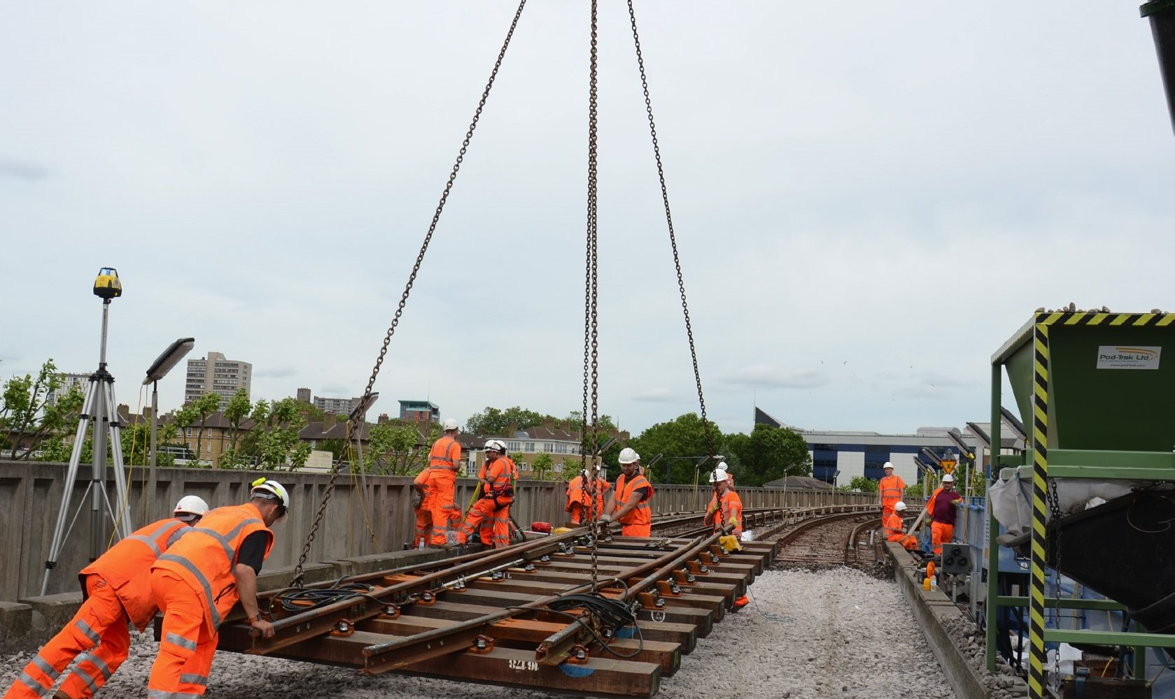 DLR Booted Sleepers