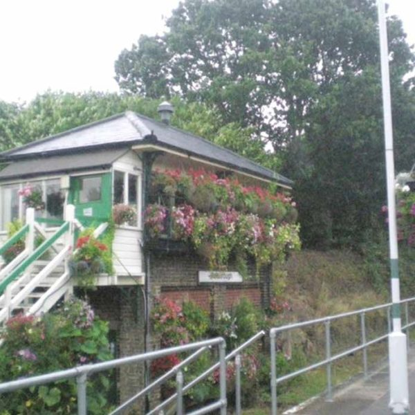 Arup Valley Line re-signalling